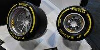 Pirelli-Reifen: 18 und 13 Zoll