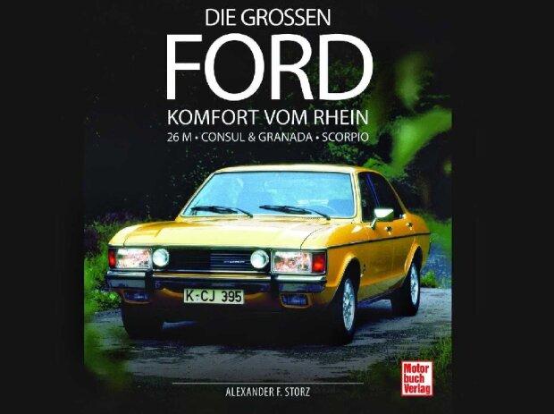 Buch: Die großen Ford-Komfort vom Rhein