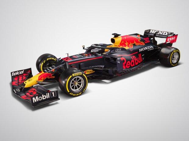 Red-Bull-Honda RB16B