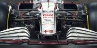 Was uns die Änderungen am C41 über Alfa Romeo sagen
