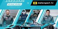 Jaguar-Kanal auf Motorsport.tv
