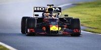 Formel-1-Liveticker: Red Bull fährt in Silverstone