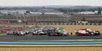 Start zu den 24h Le Mans 2020