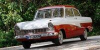 Ford Taunus 17M P2 - im Gelsenkirchener Barock-Stil