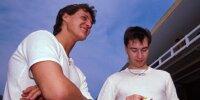 Michael Schumacher, Heinz-Harald Frentzen