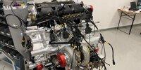 Glickenhaus 007 LMH, Pipo V8-Biturbo-Motor