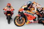 Marc Marquez und Pol Espargaro (Honda)