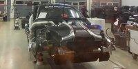 Felgenprobleme und Übergewicht: So läuft die Entwicklung des BMW M4 GT3