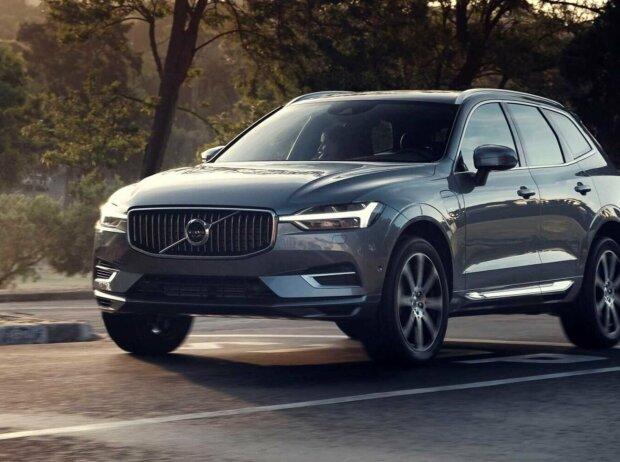 Volvo XC60 T6 AWD Recharge und B4 (2020)