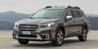 Subaru Outback (2021): Sechste Generation endlich auch in Deutschland