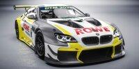 Offiziell: Rowe steigt mit mindestens zwei BMW M4 GT3 in die DTM ein!