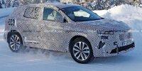 Renault Kadjar (2021) auf neuen Erlkönigbildern