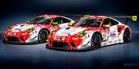 Frikadelli schickt zwei Porsche 911 GT3 R mit Profis auf der Nordschleife