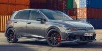"VW Golf GTI ""Clubsport 45"" (2021): Geburtstags-GTI"