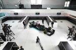 Präsentation des Mercedes W12