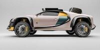 Bugatti Chiron Terracross als Hyper-Off-Roader gerendert