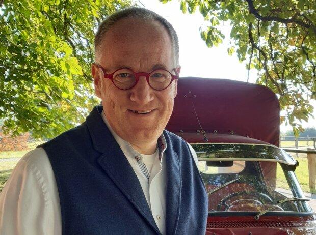 Dr. Götz Knoop, Fachmann für Oldtimerrecht, DEUVET