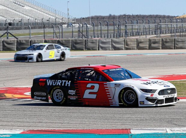 NASCAR auf dem COTA