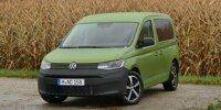 Volkswagen Caddy: Leasing für nur 159 Euro brutto im Monat
