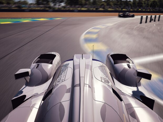 Screenshot: rFactor 2