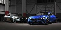 BMW M4 (2021) mit Breitbau-Kit hat noch mehr Hüfte und weniger Grill