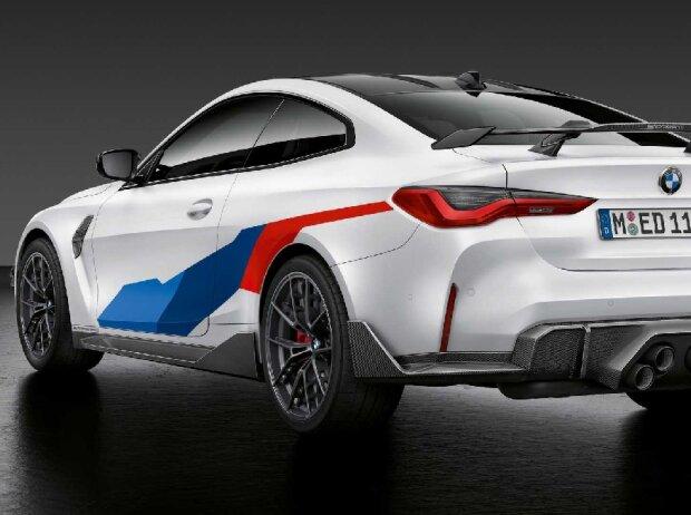2021 BMW M3 Limosine und M4 Coupe mit M Perormance Parts