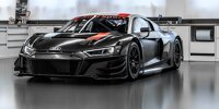 Abt testet mit R8 LMS GT3 in Vallelunga: So will man 2021 DTM-Titelfluch brechen