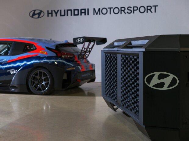 Wasserstoff-Generator von Hyundai