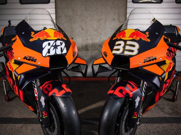 KTM RC16 für die MotoGP-Saison 2021