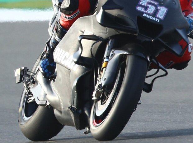 Ducati Verkleidung