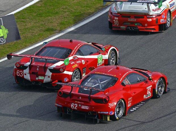 Ferrari 488 GTE, Ferrari 488 GT3
