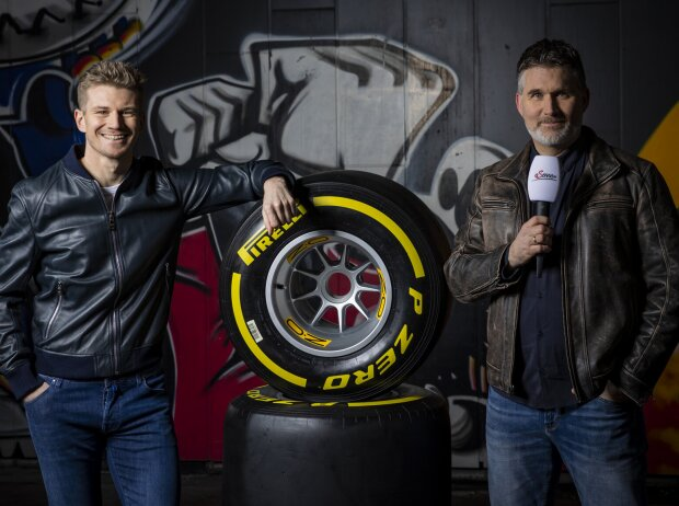 Nico Hülkenberg und Andreas Gröbl