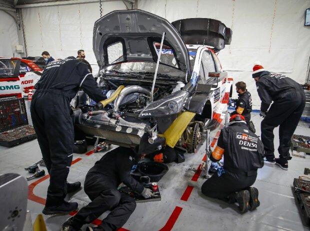 WRC-Team