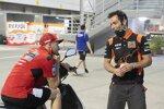 Jack Miller (Ducati) und Danilo Petrucci (Tech 3)
