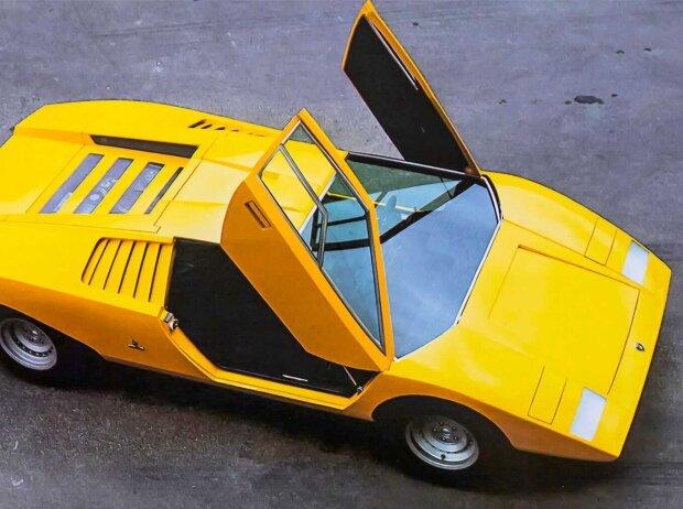 Lamborghini Countach LP 500 - 50. Geburtstag