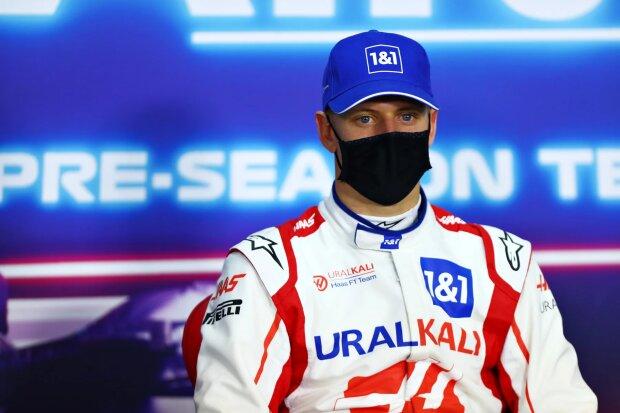 Mick Schumacher Haas Haas F1 ~Mick Schumacher (Haas) ~