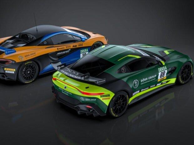 Dörr Group Aston Martin