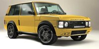 Chieftain Xtreme ist ein klassischer Ranger Rover-Restomod