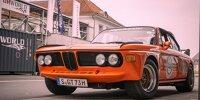 Pop-up-Sonderausstellung ?50 Jahre BMW 3.0 CSL? in der Motorworld in Böblingen