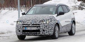 Opel Grandland X: News, Gerüchte, Tests