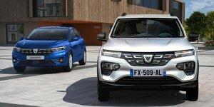 Dacia Spring: News, Gerüchte, Tests