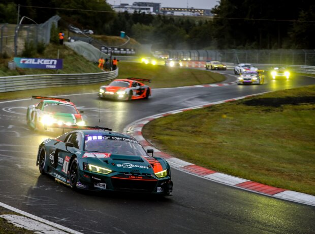 Frederic Vervisch, Einführungsrunde 24h Nürburgring 2020