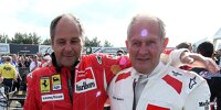 Gerhard Berger, Helmut Marko