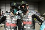 Franco Morbidelli und Valentino Rossi