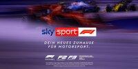 Sky ist das neue Zuhause des Motorsports