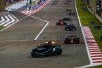 Max Verstappen (Red Bull), Lewis Hamilton (Mercedes), Charles Leclerc (Ferrari) und Valtteri Bottas (Mercedes)