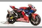 Alvaro Bautistas Honda Fireblade CBR1000RR-R Fireblade (2021)