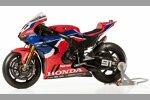 Leon Haslams Honda Fireblade CBR1000RR-R Fireblade (2021)