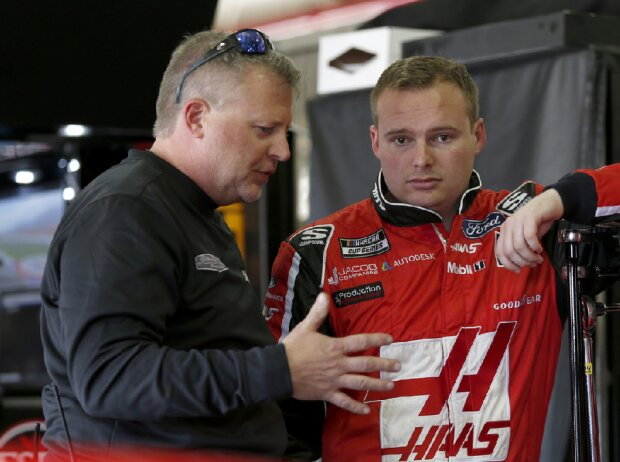 Mike Shiplett, Cole Custer