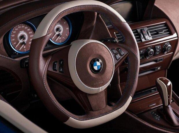 BMW 6er Bullshark von Vilner auf hochauflösenden Fotos